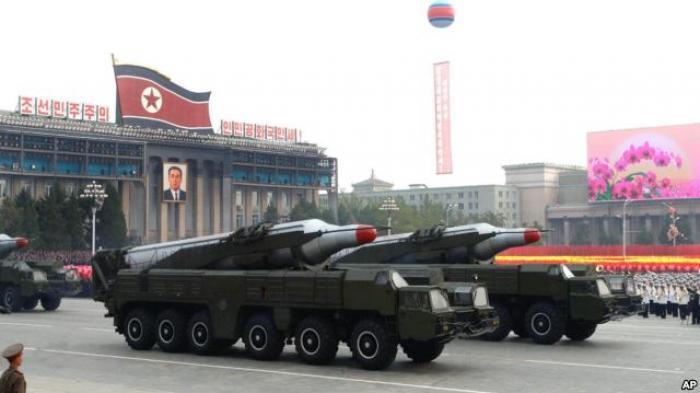 Korea Utara Uji Coba Rudal untuk Tantang Joe Biden