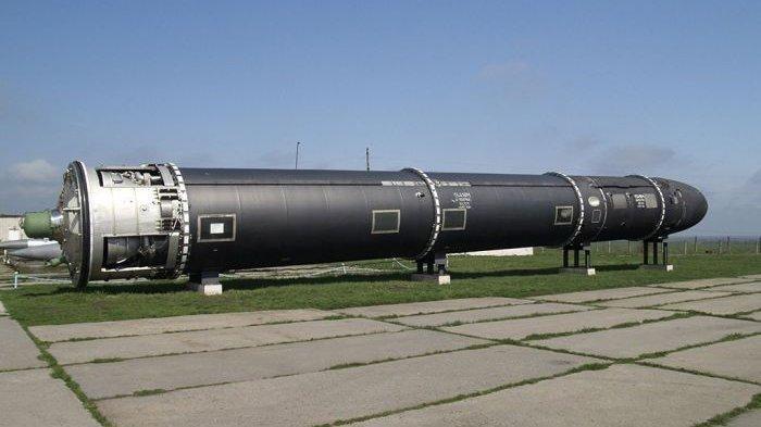 Rudal Satan 2 Rusia, Senjata Terkuat di Bumi, 2.000 Lebih Dahsyat dari Bom Atom Hiroshima
