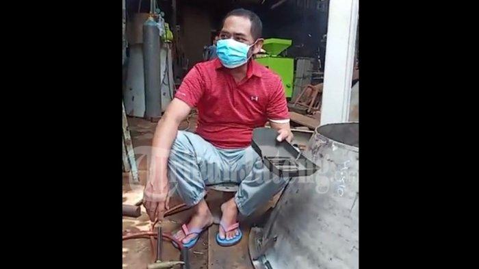 Mantan Wali Kota Solo Rudy Kembali Jadi Tukang Las, Tak Layani Pesanan dari Pemerintah
