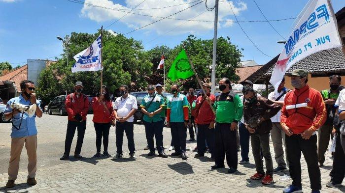 UMK Semarang 2021 Tetap Tertinggi di Jawa Tengah Dikuntit Demak