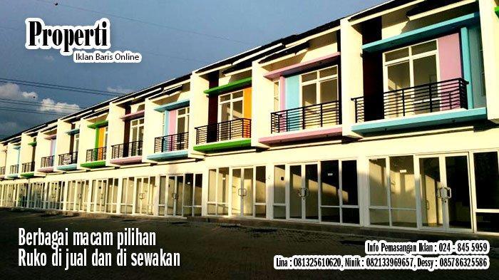Jual Rumah Baru - Bekas dan Tanah Murah Semarang Jumat 12 Maret 2021