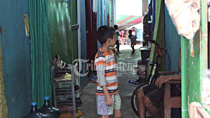Mimpi Korban PHK Corona Tinggal di Rumah Bedeng Tambakrejo Semarang, Bisa Hidup di Rumah Deret