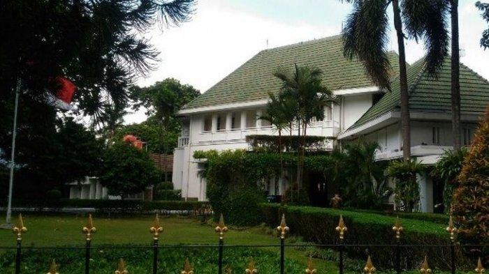 Dinilai Mendesak, Rehabilitasi Rumah Dinas Gubernur DKI Jakarta Dianggarkan Rp 2,42 Miliar