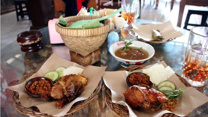 Rumah makan Bebek & Ayam Srikoyo