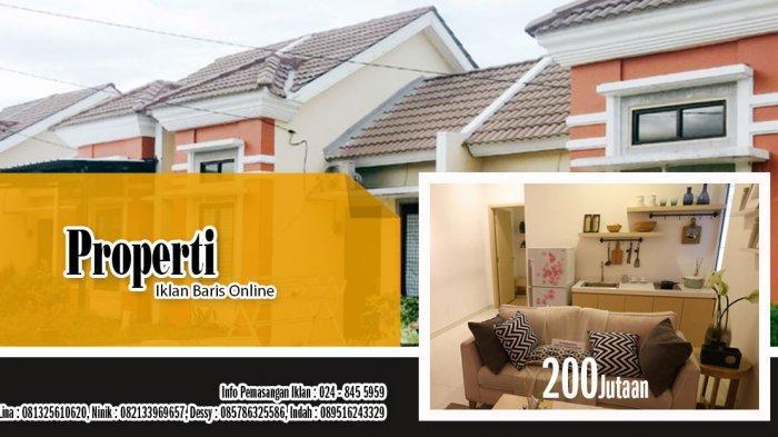 Jual Rumah Baru - Bekas dan Tanah Murah Semarang Senin 5 April 2021