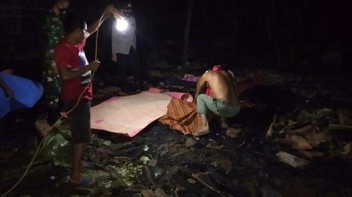 Rumah Mbah Paing Ludes Terbakar Hanya Dalam Hitungan Menit, Lansia 90 Tahun Itu Tewas