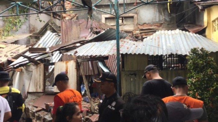 Innalillahi, Korban Rumah Roboh di Semarang Meninggal Susul Ayah, Luka Parah Pinggang dan Kaki