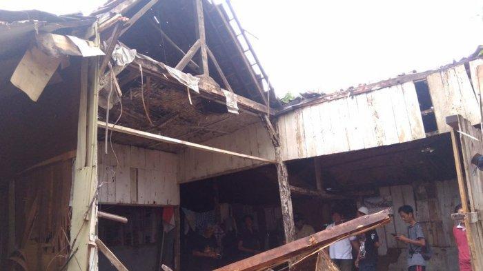 Rumah Roboh di Semarang, Lurah Karanganyar Gunung: Sebenarnya Masuk Kategori RTLH