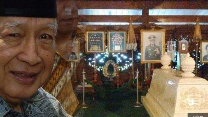Kisah Mistik Rumah Soeharto di Ndalem Kalitan Solo Setelah Kosong Lama, Dari Gamelan Bunyi Sendiri