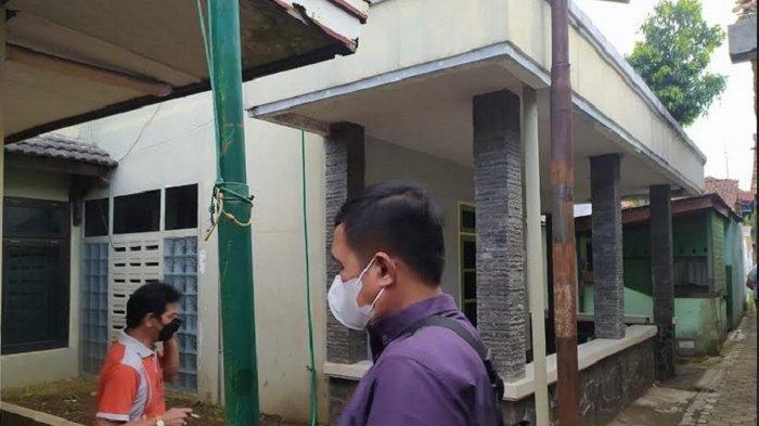 Rumah Terduga Teroris di Purwokerto Digeledah Tim Densus 88