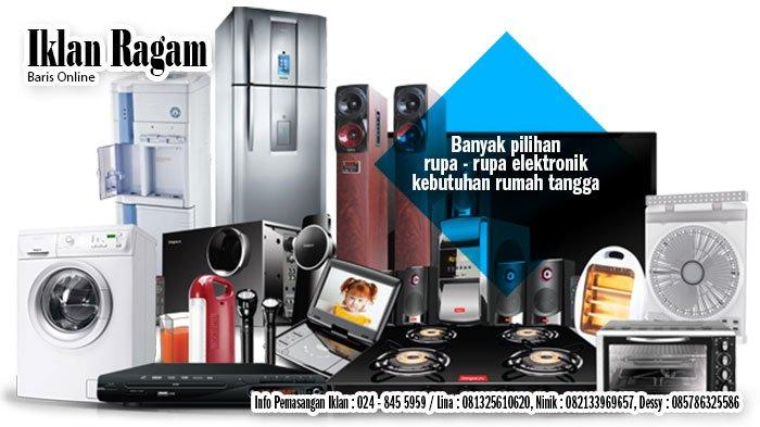 Jual Furniture, Elektronik Bekas dan Baru Semarang serta Iklan Kehilangan Jumat 9Oktober 2020