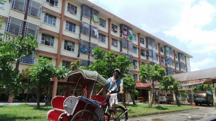 Dibangun Era Jokowi, Kini Rusunawa Semanggi Solo Akan Robohkan Wali Kota Gibran