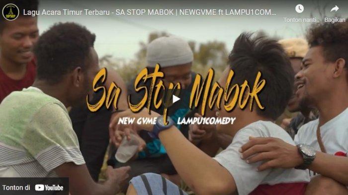 Chord Kunci Gitar Sa Stop Mabok New Gvme ft. Lampu1Comedy