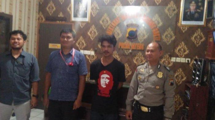 Diduga Menghina Presiden Jokowi di Medsos, Mahasiswa Asal Solo Ditangkap Ditreskrimsus Polda Jateng
