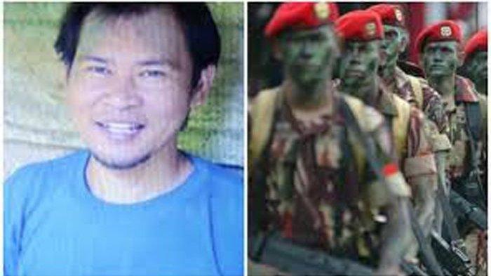 Daeng Koro, Pecatan Kopassus Keluar Penjara Gabung Kelompok Teroris JadiPanglima Laskar Jihad
