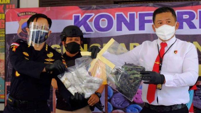 Paket Sabu Dikirim Pakai Kontainer ke Tanjung Emas Semarang, Dicurigai Ada Barang Berbungkus Karbon