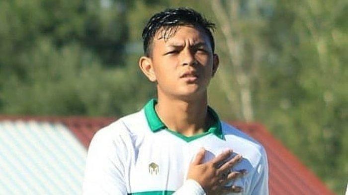 Cuplikan Gol Saddam Gaffar Saat PSS Sleman Unggul Skor 1-0 Atas Persib Bandung Piala Menpora 2021