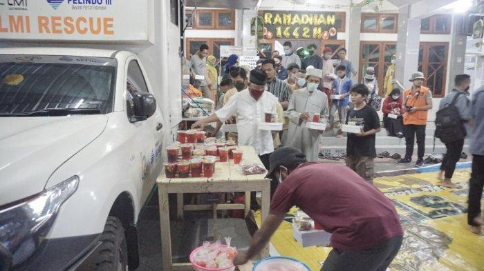 Ke Semarang, Laznas LMI Galang Dana Bebaskan Lahan untuk Bangun Rumah Quran