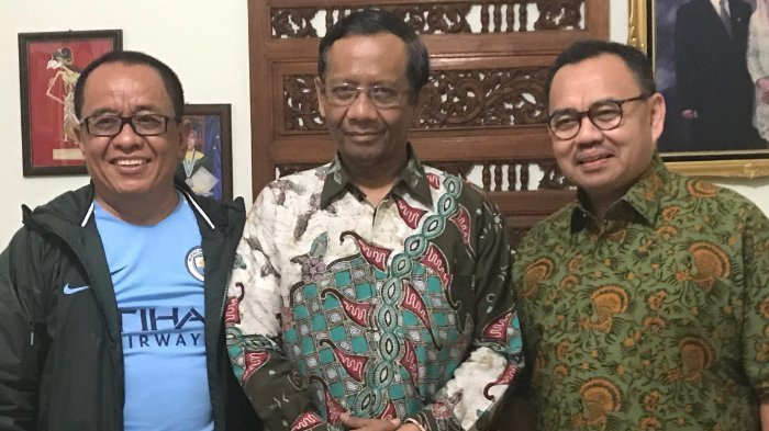 Said Didu: Pernyataan Sudirman Said Soal Pertemuan Jokowi dan Freeport Tak Rugikan Siapapun