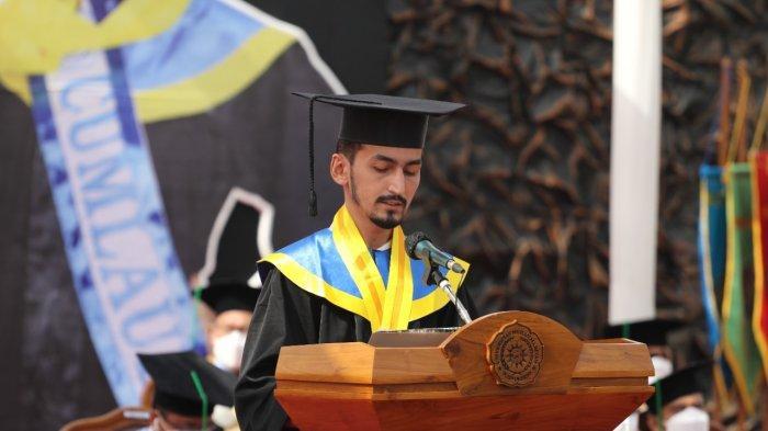 Kisah Mahasiswa Turki Wisuda di UMP Purwokerto: Saya Tinggalkan Kuliah di Pakistan