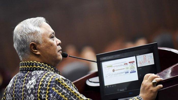 Usai Mencecar, Tim Hukum Prabowo-Sandi Meminta Maaf Kepada Ahli KPU