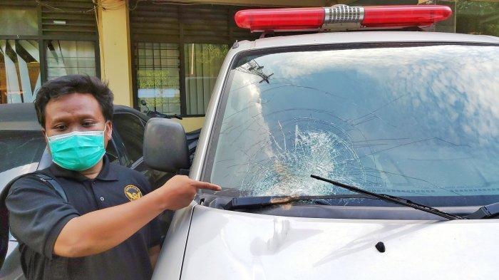 Ancaman Kombes Pol Ade Safri Kapolresta Solo ke Pelaku Pelemparan Mobil Ambulans