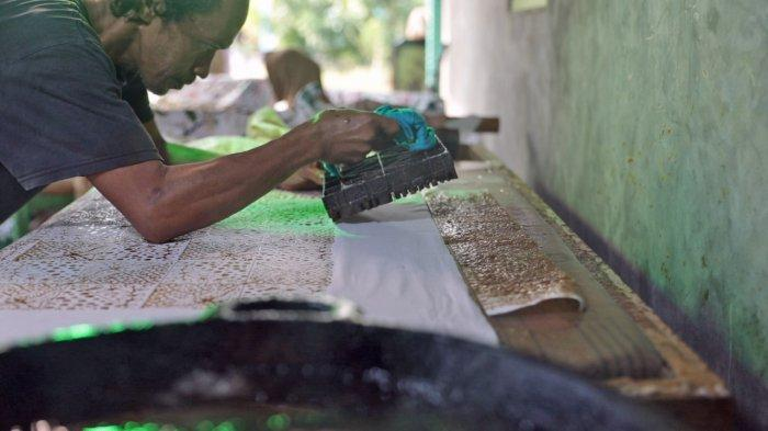 Mitra Binaan Kilang Pertamina Cilacap Batik Klumprit Ajak Kaum Wanita Bangkit