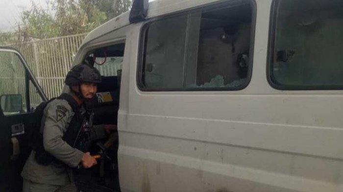 Mobil Patroli Aparat Gabungan Diberondong KKB Papua, Anggota Brimob Polda Lampung Terluka