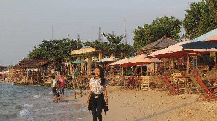 Menengok Keindahan Pantai Bondo Di Bangsri Jepara Bisa Ngopi Di Bibir Pantai Tribun Jateng