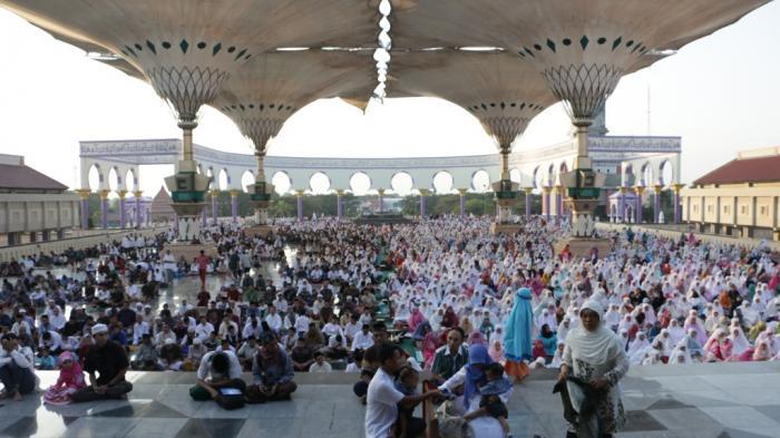 Ini Daftar Imam dan Khatib Salat Ied di Kota Semarang, Ada Hafidz Juara Internasional