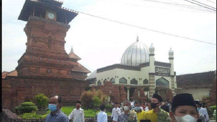 Azis Surati Tujuh Masjid dan Musala Untuk Tidak Gelar Salat Iduladha