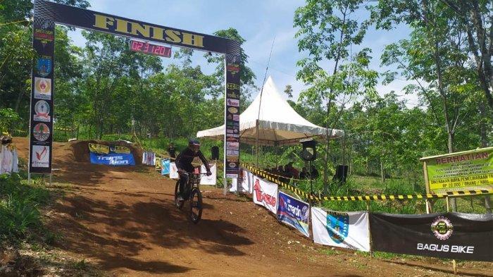 Ratusan Rider se Indonesia Ikuti Salatiga Downhill Championship 2019, Ada Juga Kelas Mantan Atlet