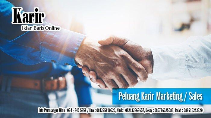 Loker Lowongan Kerja Terbaru di Semarang Jumat 20 November 2020