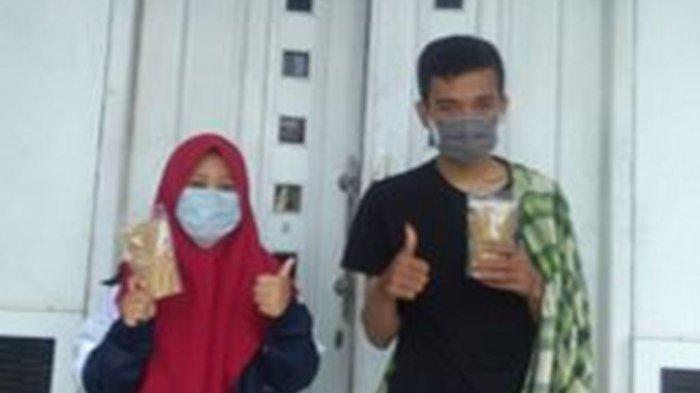 Mahasiswa KKN Undip Ajak Kelompok Tani Karya Pemalang Harapan Bikin Teh Herbal Limbah Daun Kopi