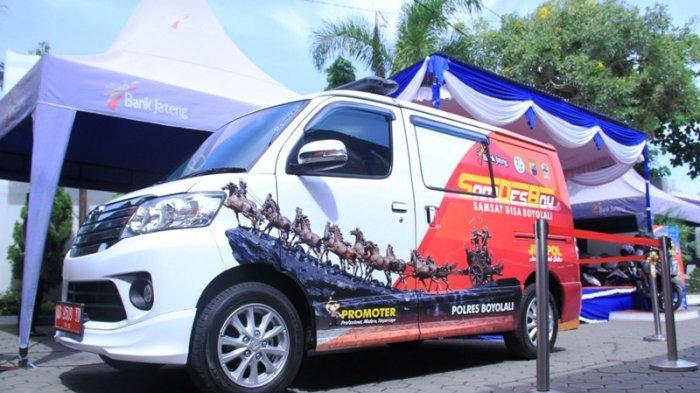 SamDesBoy Permudah Masyarakat Desa di Boyolali Bayar Pajak Kendaraan Bermotor