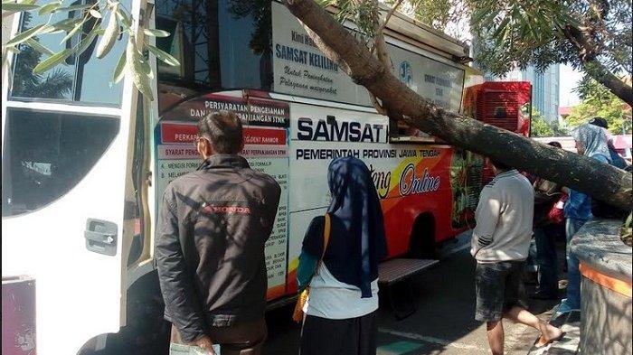Jadwal Samsat Online Keliling Semarang Hari Ini, Rabu 24 Juni 2020 Buka di Simpanglima