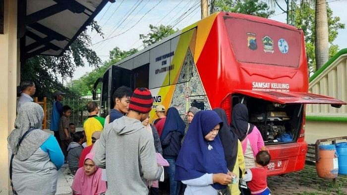 Jadwal Samsat Keliling Kabupaten Tegal Selama Ramadan 1442 H, Jumat 23 April 2021 Ada di Tiga Lokasi