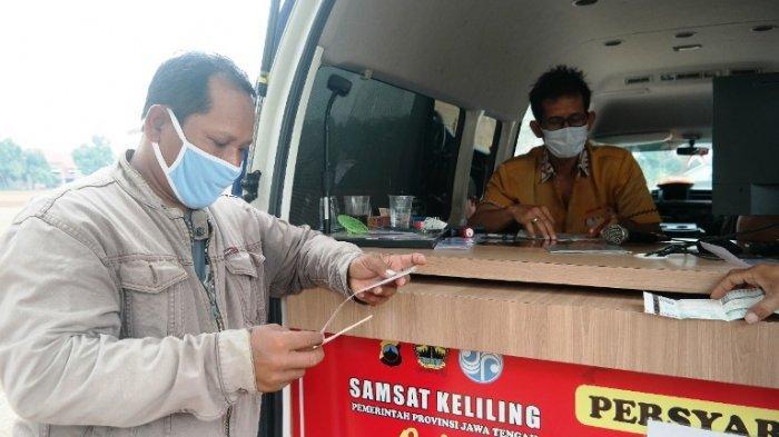 Jadwal Samsat Keliling di Pati Kamis 7 Januari 2021, Buka di Dua Lokasi