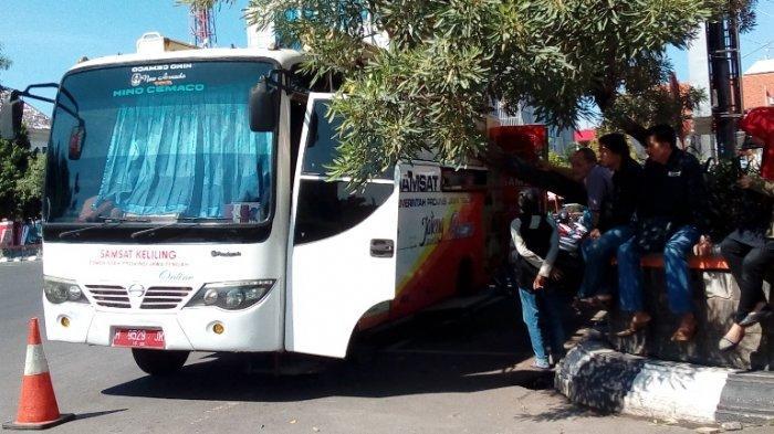 Jadwal Samsat Online Keliling Semarang Senin 5 April 2021, Buka di Tiga Lokasi