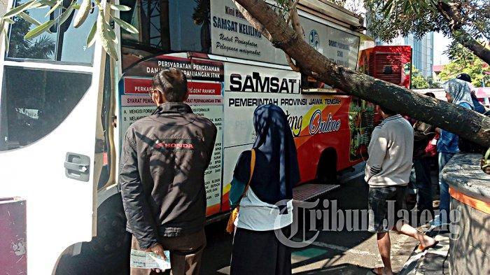 Jadwal Samsat Online Keliling Semarang Hari Ini Rabu 24 Februari 2021 Buka di Tiga Lokasi