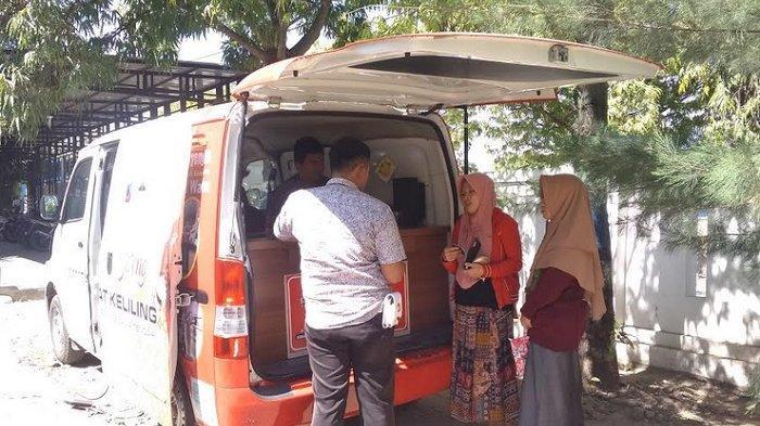 Layanan Samsat online keliling di Kota Tegal