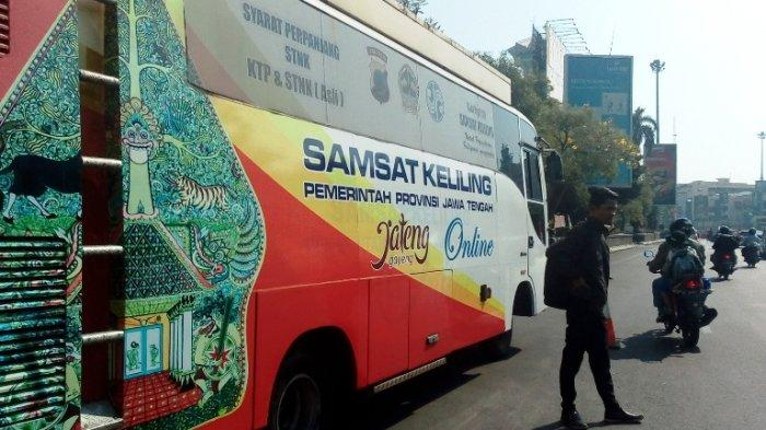 JadwalSamsatOnlineKeliling Semarang Hari IniSabtu17 April 2021 Buka di Empat Lokasi