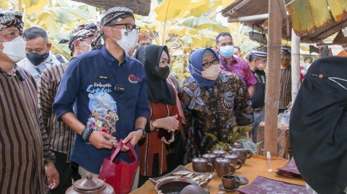 Setelah Sandiaga Uno Resmikan Desa Wisata Sangiran Sragen, PLN Datang Siapkan Jaringan Baru