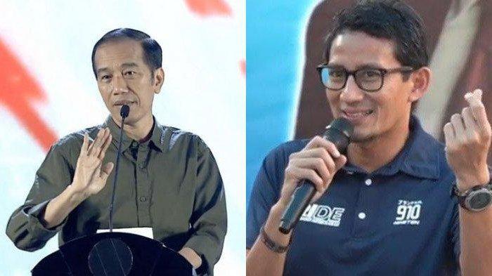 Namanya Disebut Jokowi saat Sidang Tahunan MPR, Sandiaga: Itu Kode Keras