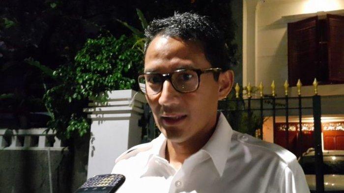 Inilah Alasan Sandiaga Uno Tentang PKL di Trotoar Pasar Tanah Abang