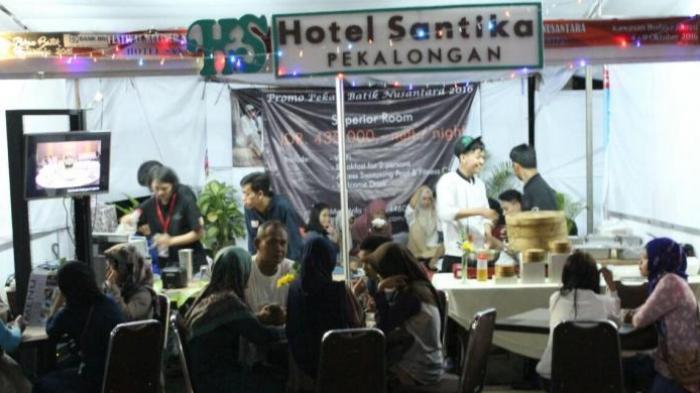 Meriahkan Pekan Batik Nusantara, Hotel Santika Pekalongan Beri Diskon