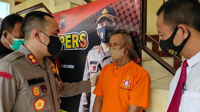 Santoso Alias San Aspal Kumat Jualan Sabu di Blora, Pernah Janji Tobat Bila Bebas Penjara