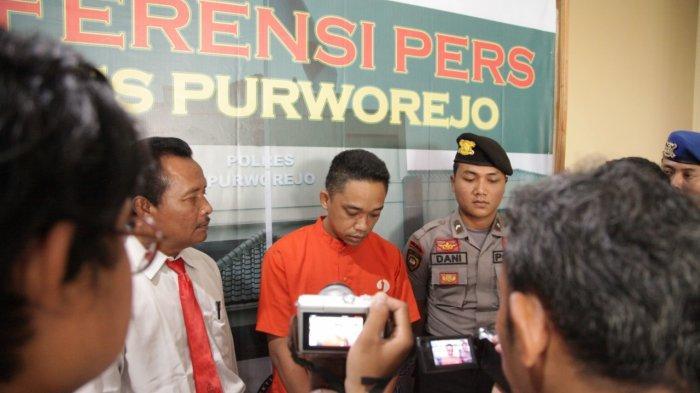 Sapto Diburu Polisi Sejak Februari 2019, Akhirnya Ditangkap Anggota Satresnarkoba Polres Purworejo