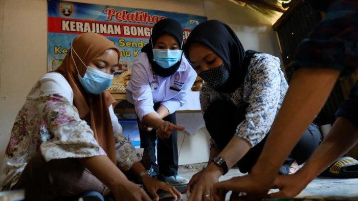 SG Dampingi UMKM Berkebutuhan Khusus Bersaing di Kompetisi Pemberdayaan Perempuan Asia Pasifik