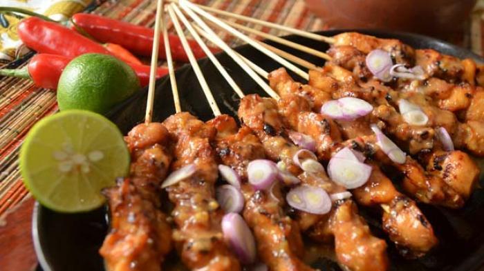 Resep Sate Ayam Madura Cocok untuk Acara Keluarga